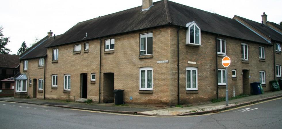 Albion Yard, Cambridge